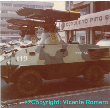 Vehículo Lanzacohetes Mexicano Mxa-013